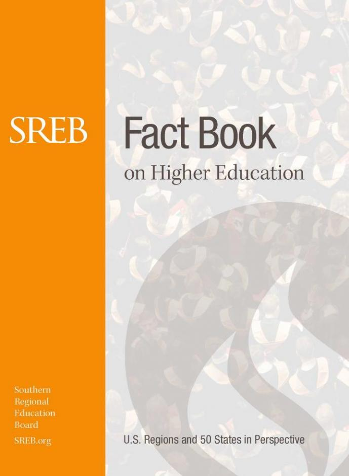 2017 SREB Fact Book on Higher Education